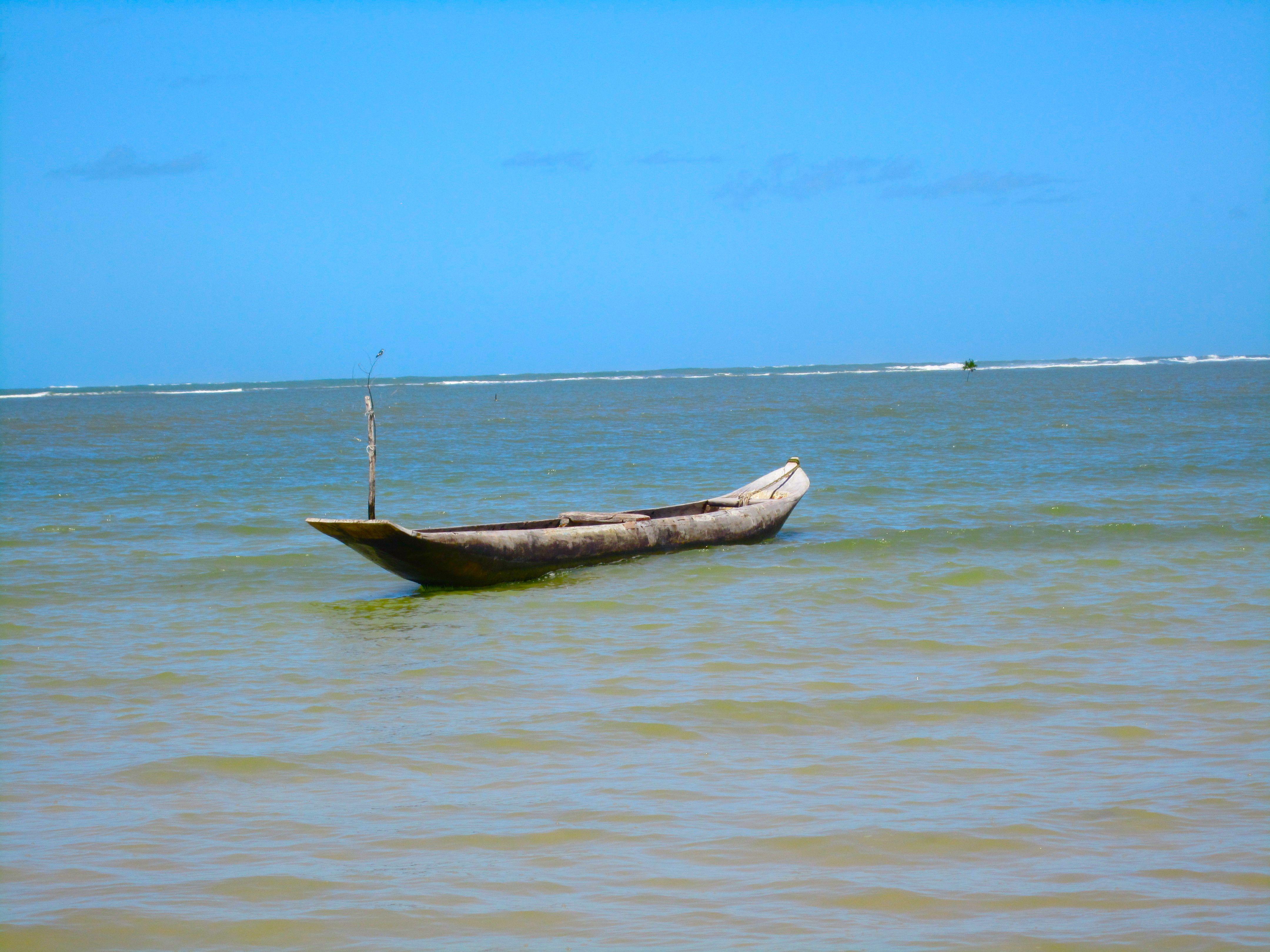 solo in Boipeda, Bahia, Brazil