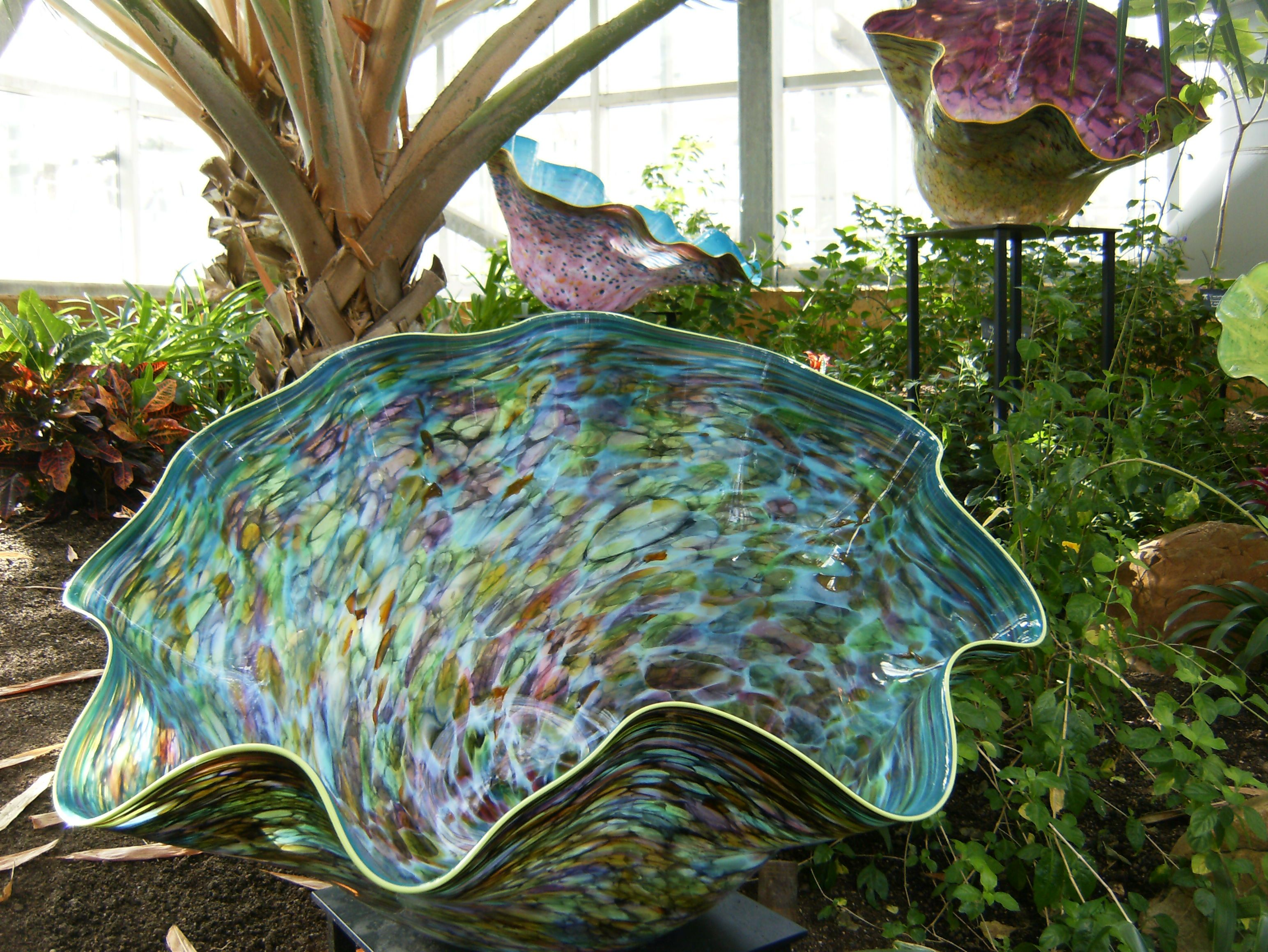 At meijer gardens near grand rapids michigan for the
