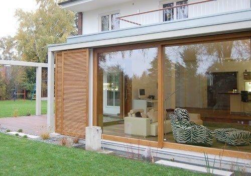 wohnen pichlinger haus pinterest anbau wohnen und anbau haus. Black Bedroom Furniture Sets. Home Design Ideas