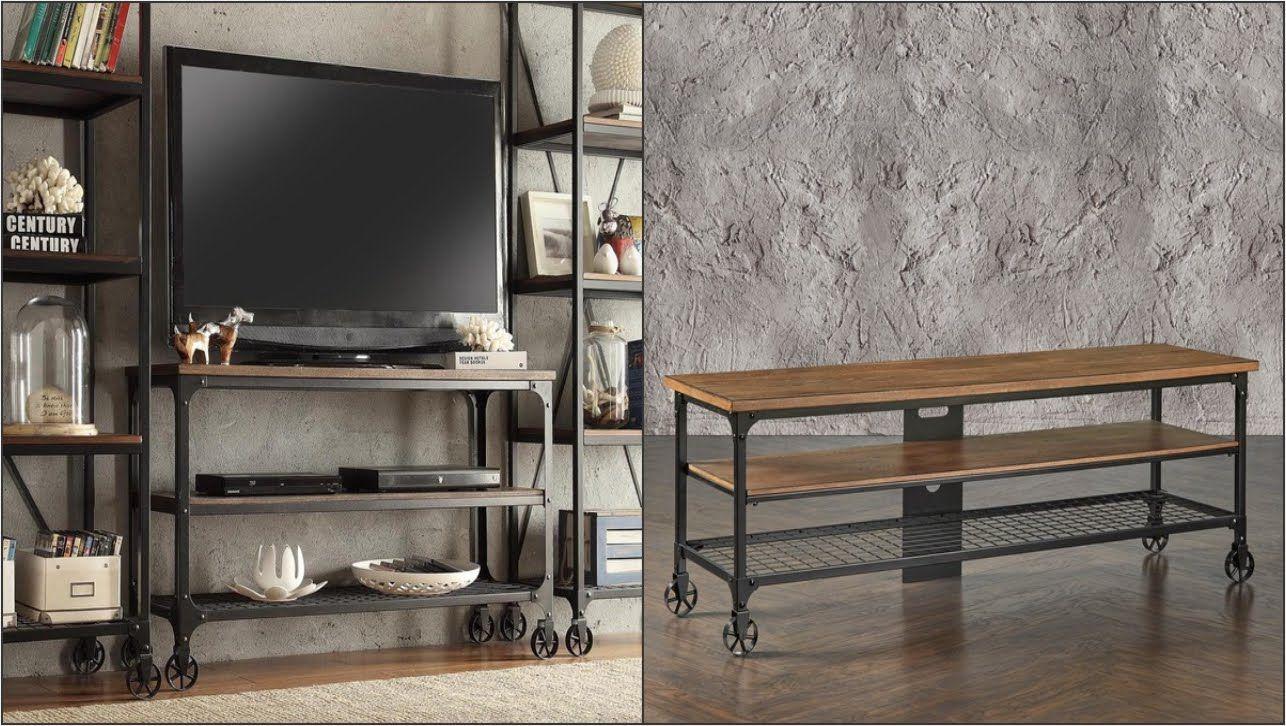 Image result for modern industrial rustic living room