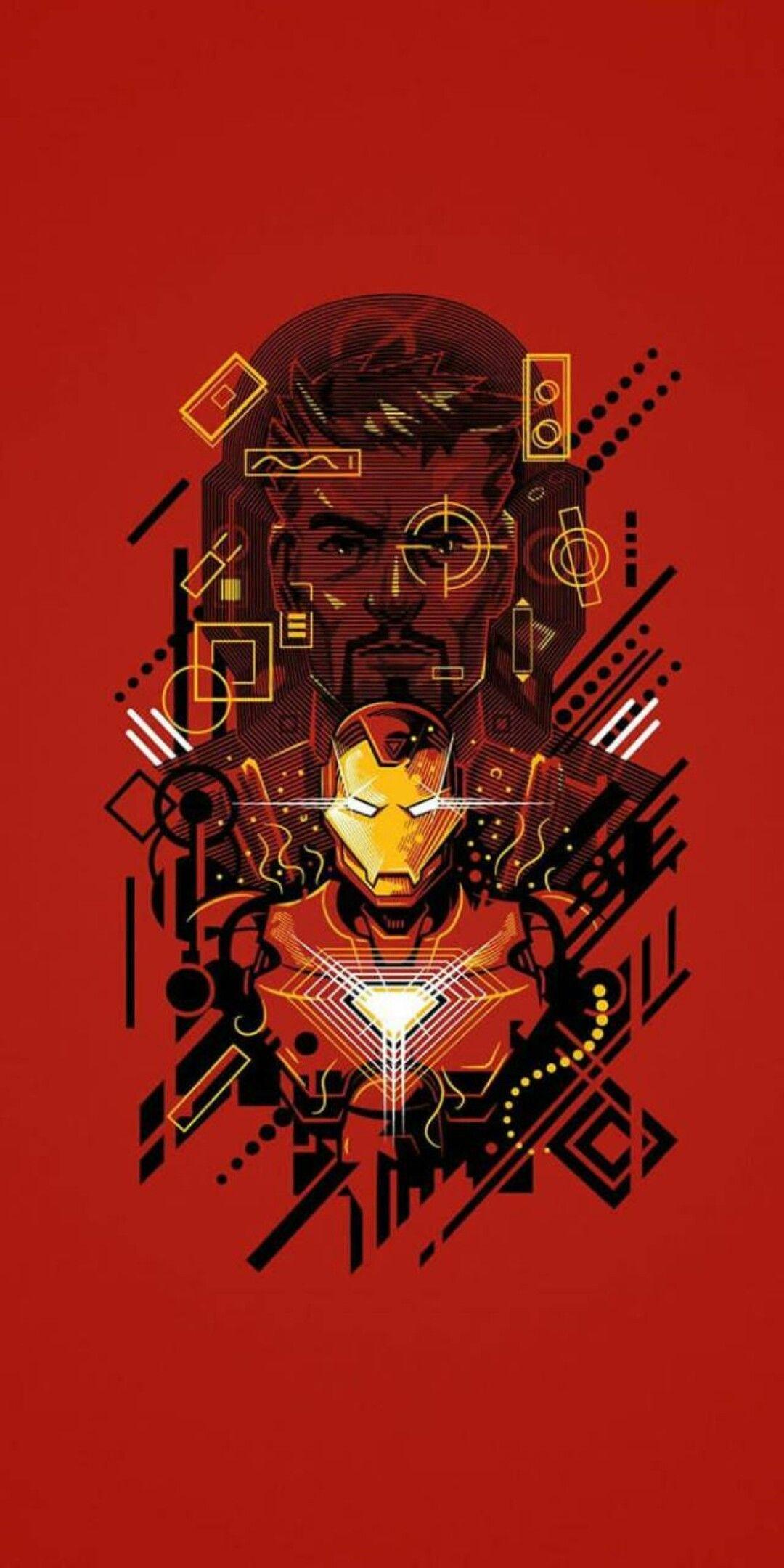 Tony Stark a.k.a. Iron Man marvel Fondo de pantalla de