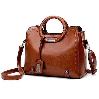 79b4b6ea59 Saiten Fashion PU Leather Women Handbags Black Leather Tote Bag Bolsas  femininas Sequined Female Crossbody bags