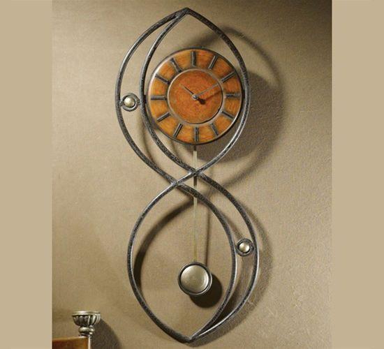 Unique Wall Clock Design Unusual Clocks Pinterest Wall clocks