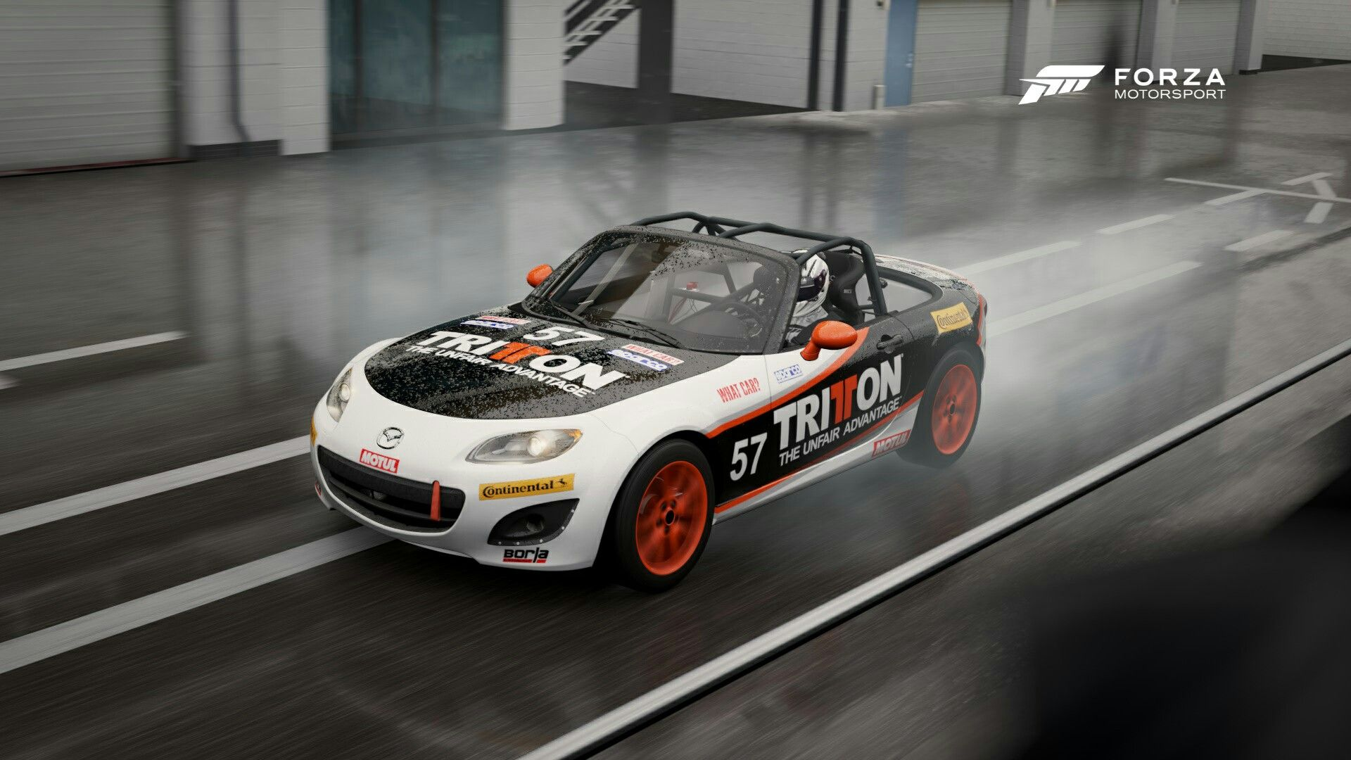 58 Tritton 2013 Mazda Mx 5 Cup Livery Available In Forza