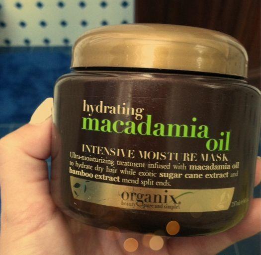 Masque hydratant intensif à l'huile de macadamia d'Organix - un masque capillaire étonnant   - Everything Hair!✂️ -   #à #capillaire #d39Organix #de #étonnant #hair #hydratant #intensif #l39huile #macadamia #masque #hydratant