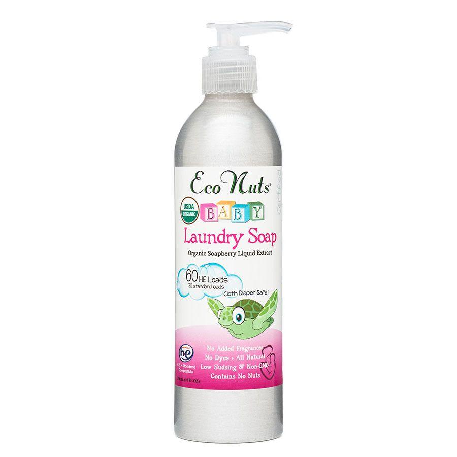 Eco Nuts Organic Baby Liquid Detergent Organic Soap Soap Nuts