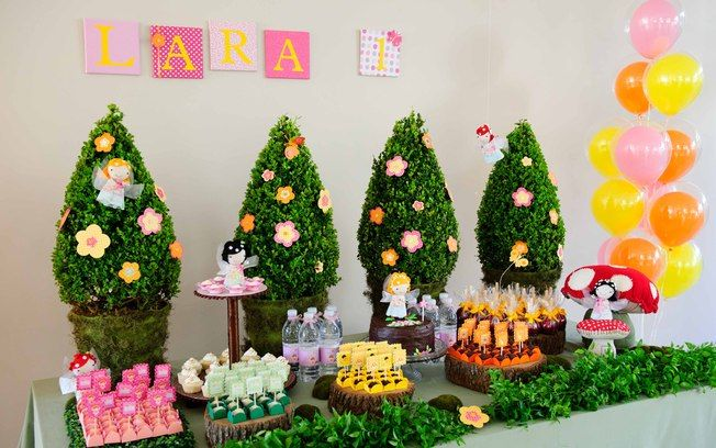 14 projetos de festas para meninas - Filhos - iG