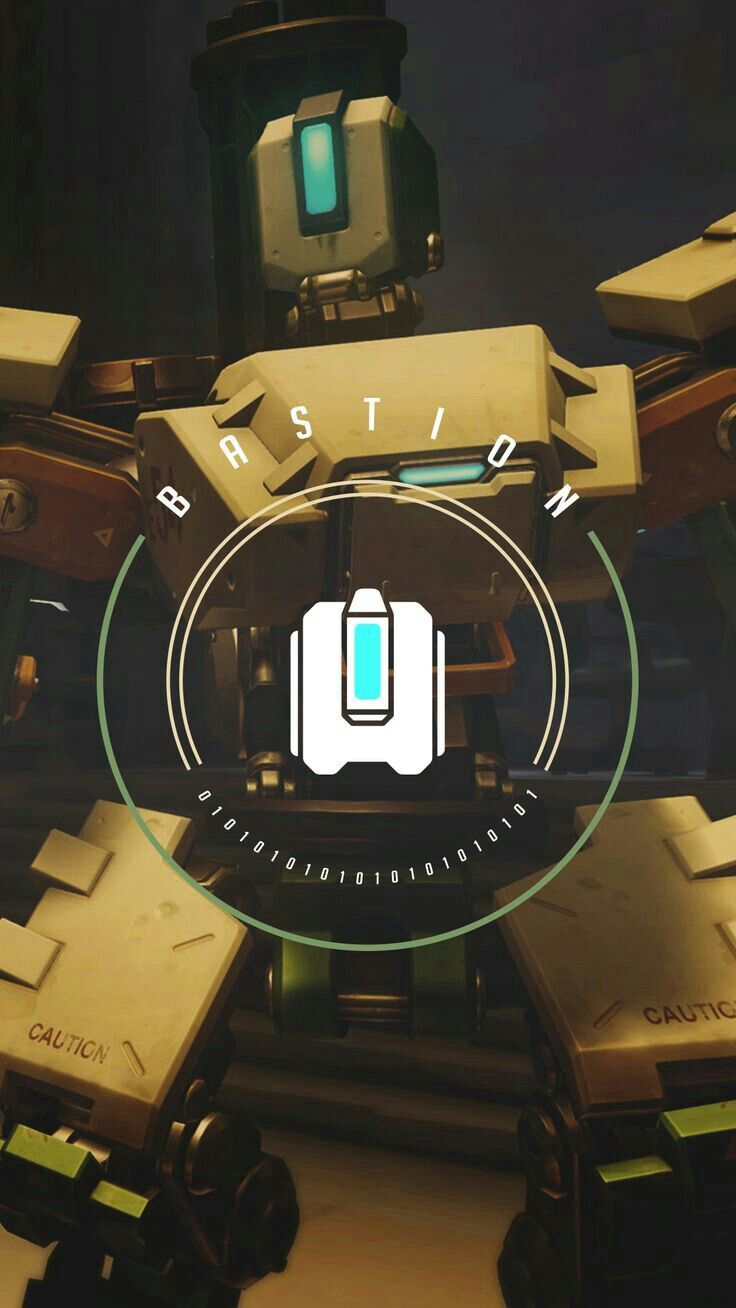 Pin By Ashley On Overwatch Overwatch Wallpapers Overwatch Overwatch Bastion