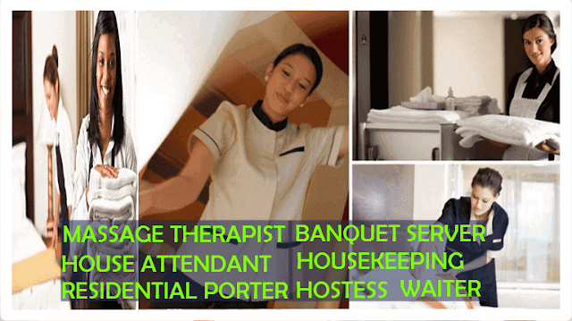 Massage Therapit On Call Spa Server House Attendant Hotels Job Vacancies In 2021 Hotel Jobs Guest Service Agent Massage
