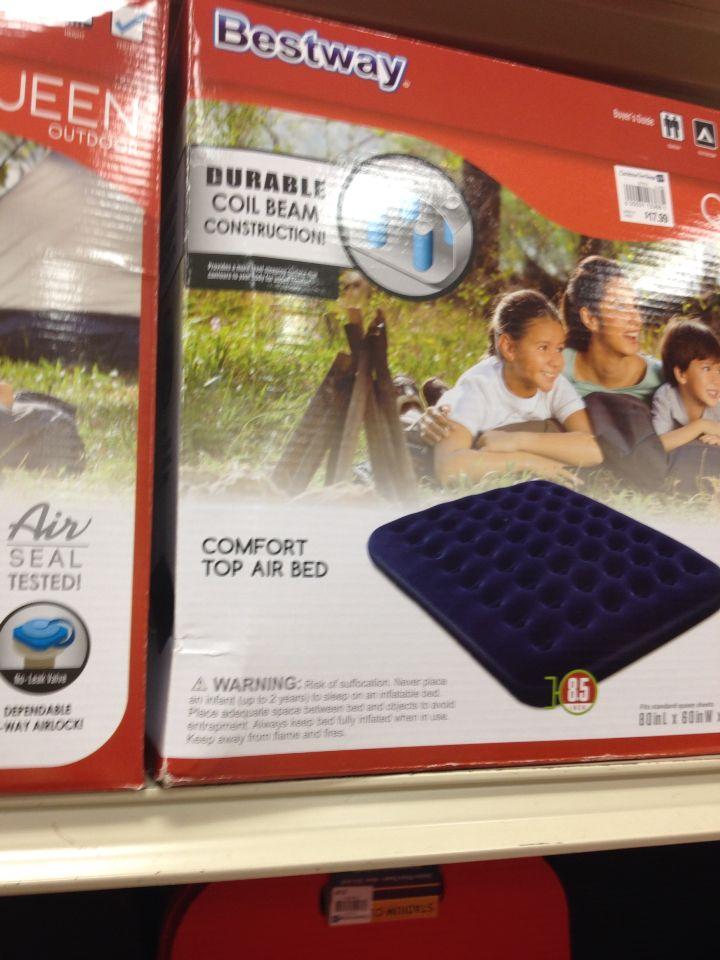 Blow up air mattress intex top air air mattress bestway