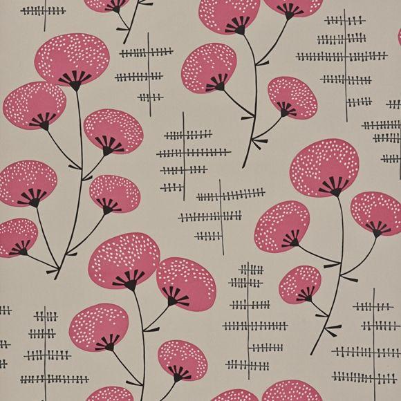 Papier peint denver chambre de rose pinterest papier - Papier peint contemporain chambre ...