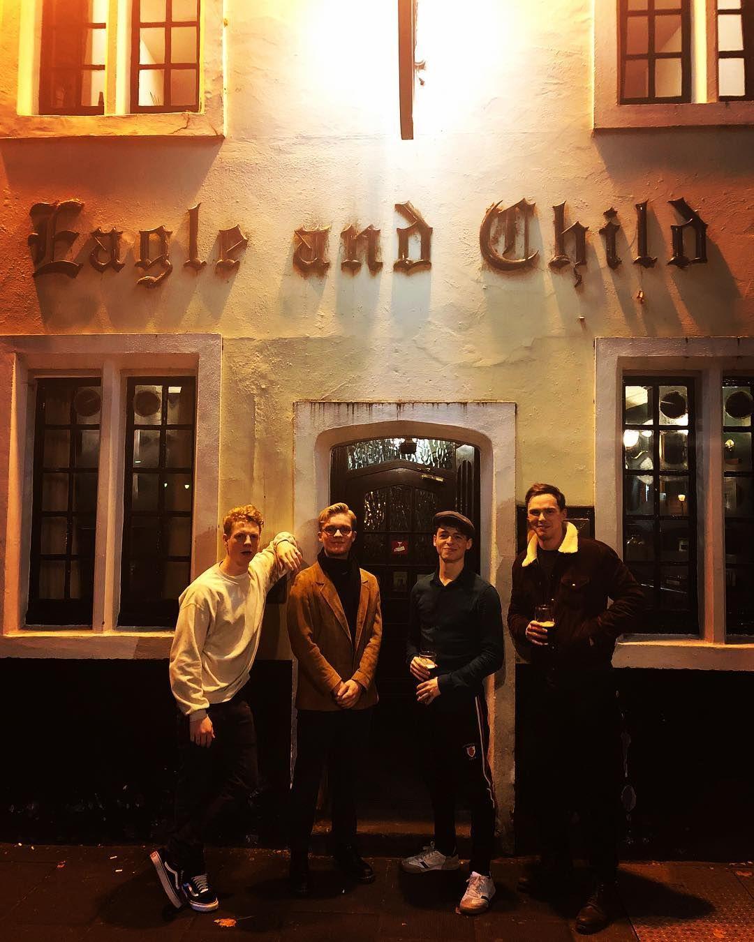 """Nicholas Hoult on Instagram: """"Visiting Tolkien's local in ..."""