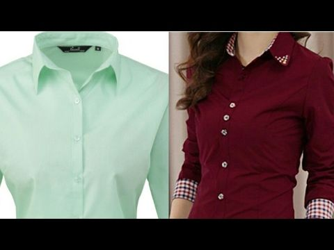 8b392847ec3d Ladies shirt DIY
