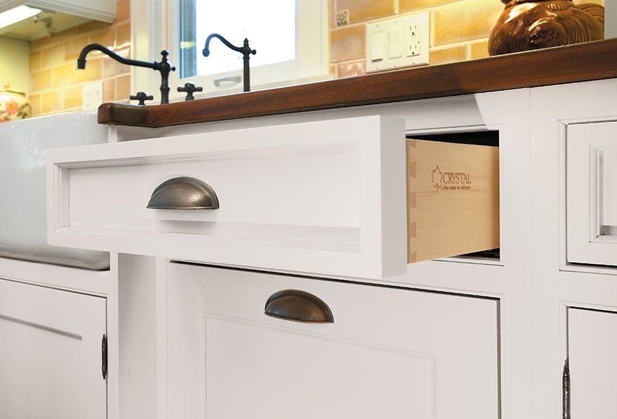 Crystal Cabinets, Keyline Framed Cabinets - Eco-Friendly ...
