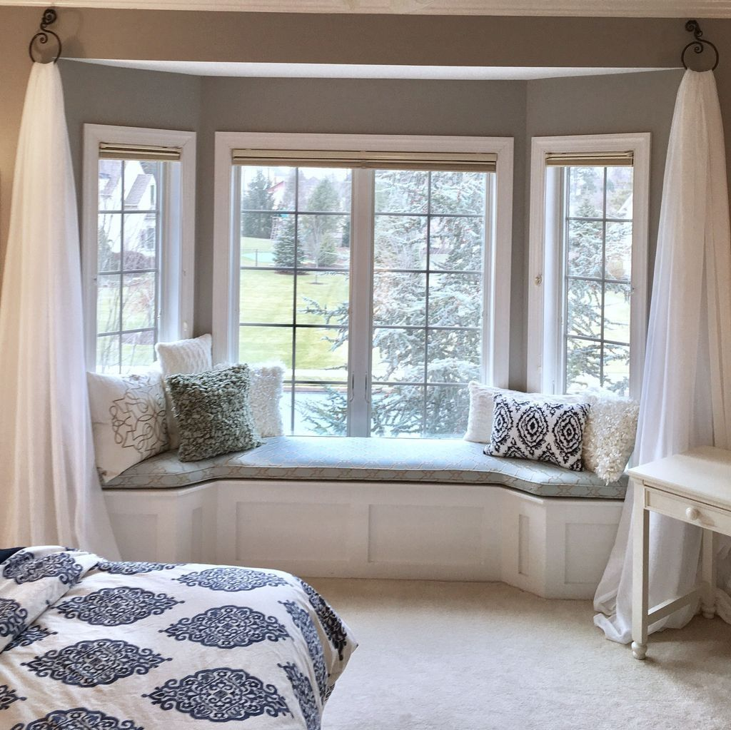 42 Inspiring Cozy Window Seat Ideas Bedroom Window Seat Bay Window Living Room Window Seat Design