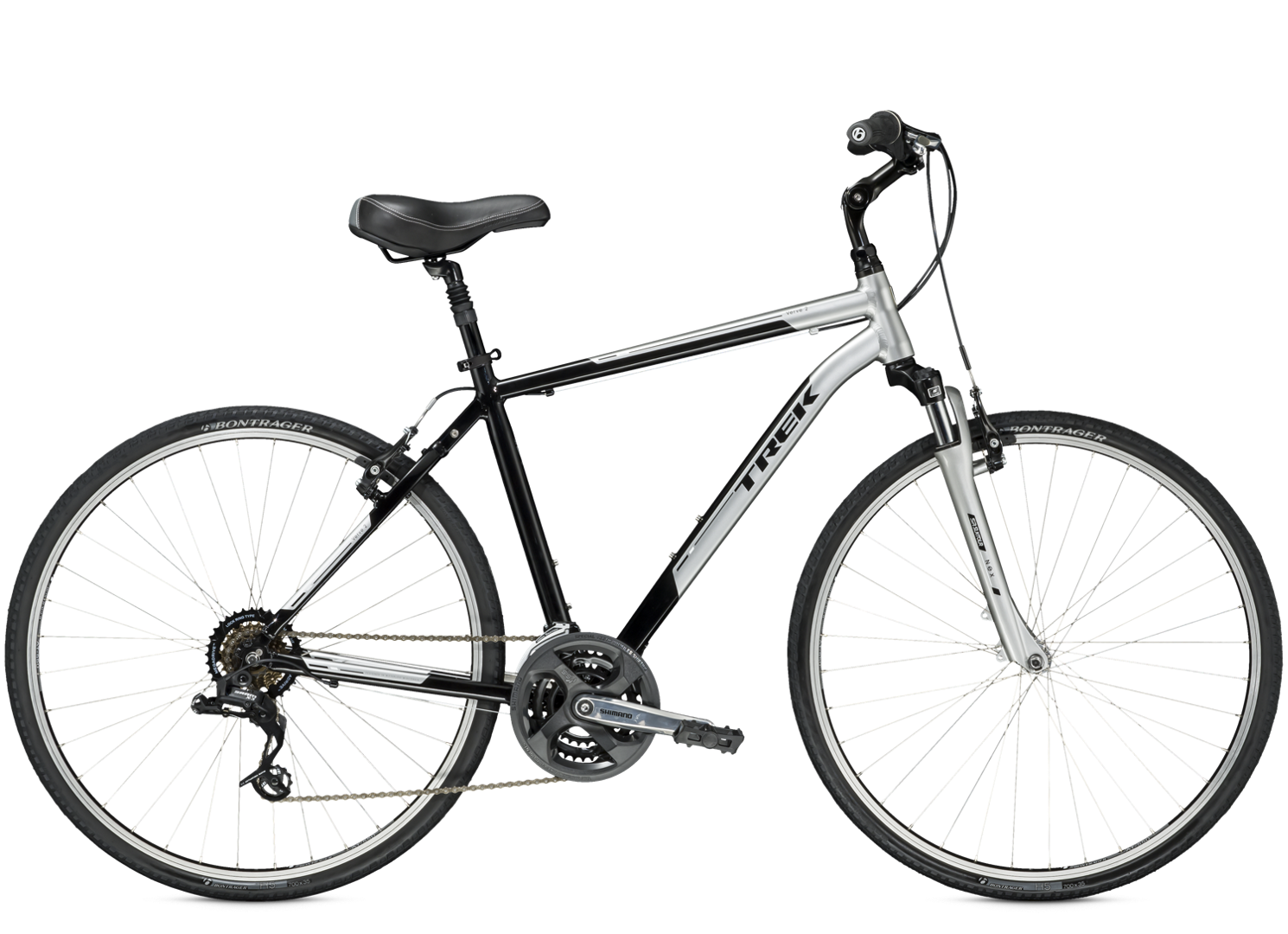 Verve 2 Trek Bicycle Hybrid Bicycle Trek Bicycle Hybrid Bike