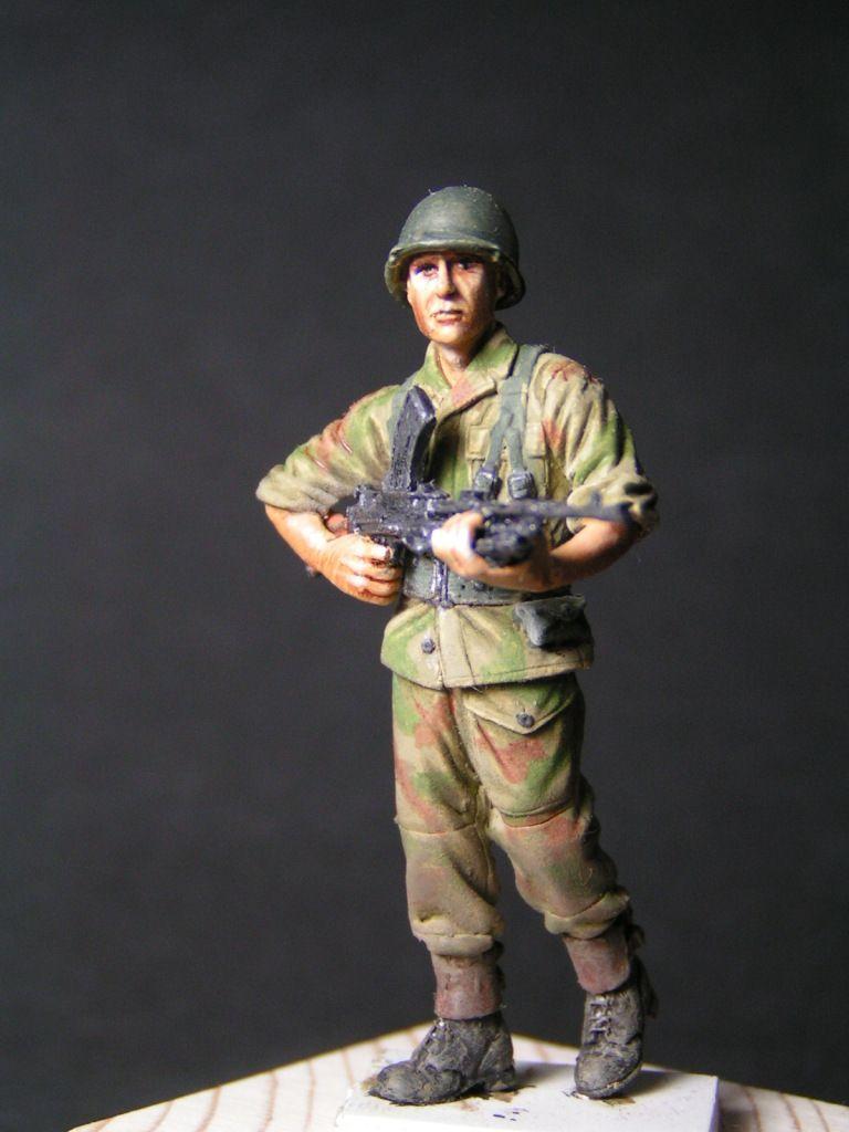 French foreign legionaire Indochina 1/35 Calin Ungureanu