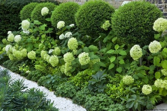 23 easy front garden