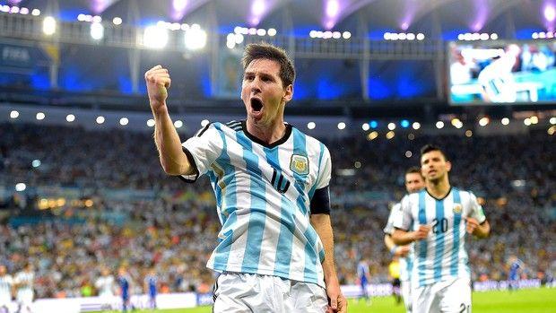 seleção da Argentina 2014
