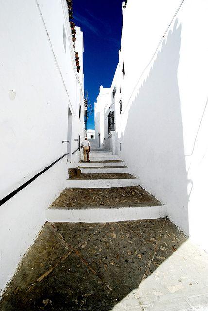 Vejer de la Frontera, Cadiz. Typical village in Andalusia - Spain