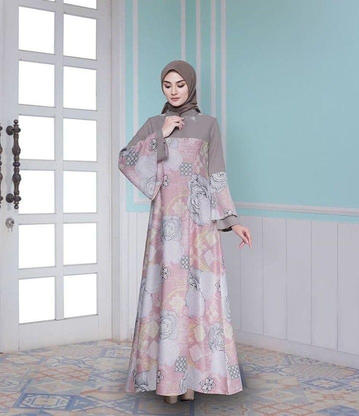 Pin Oleh Real 라예마 Di Casual Hijab Style Model Pakaian Wanita Pakaian Wanita Pakaian Wanita Bunga