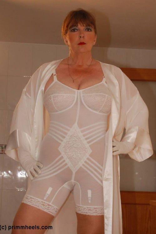 girdleboy:  Primm sexy in her girdle   goddess primm