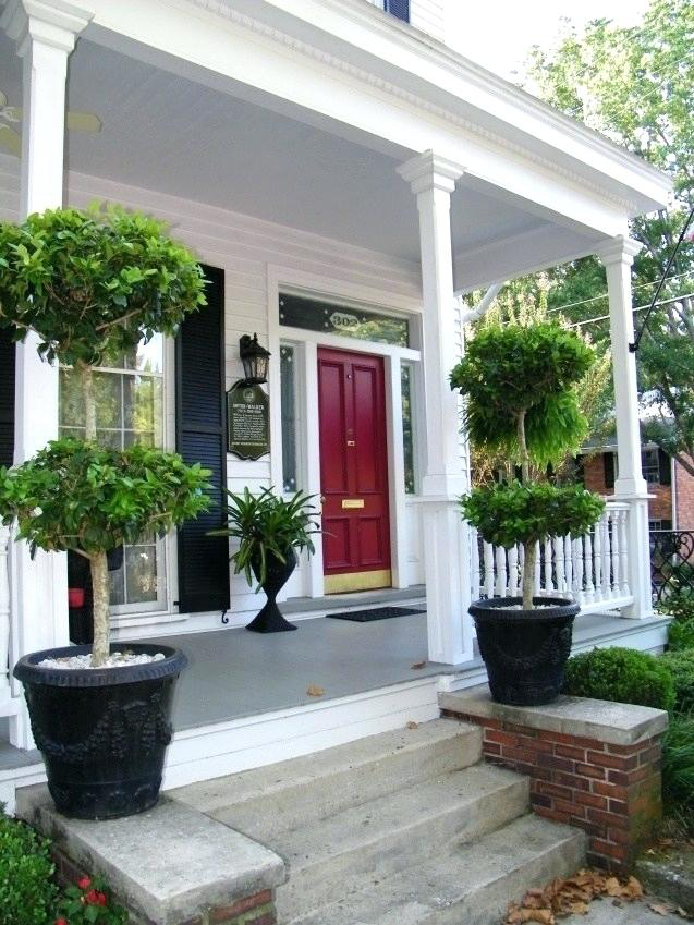 5 Meaning Of Red Front Door And Why You Should Have It Red Door House Exterior House Colors Black Shutters