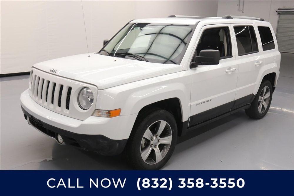 Ebay Jeep Patriot High Altitude Edition Texas Direct Auto 2016