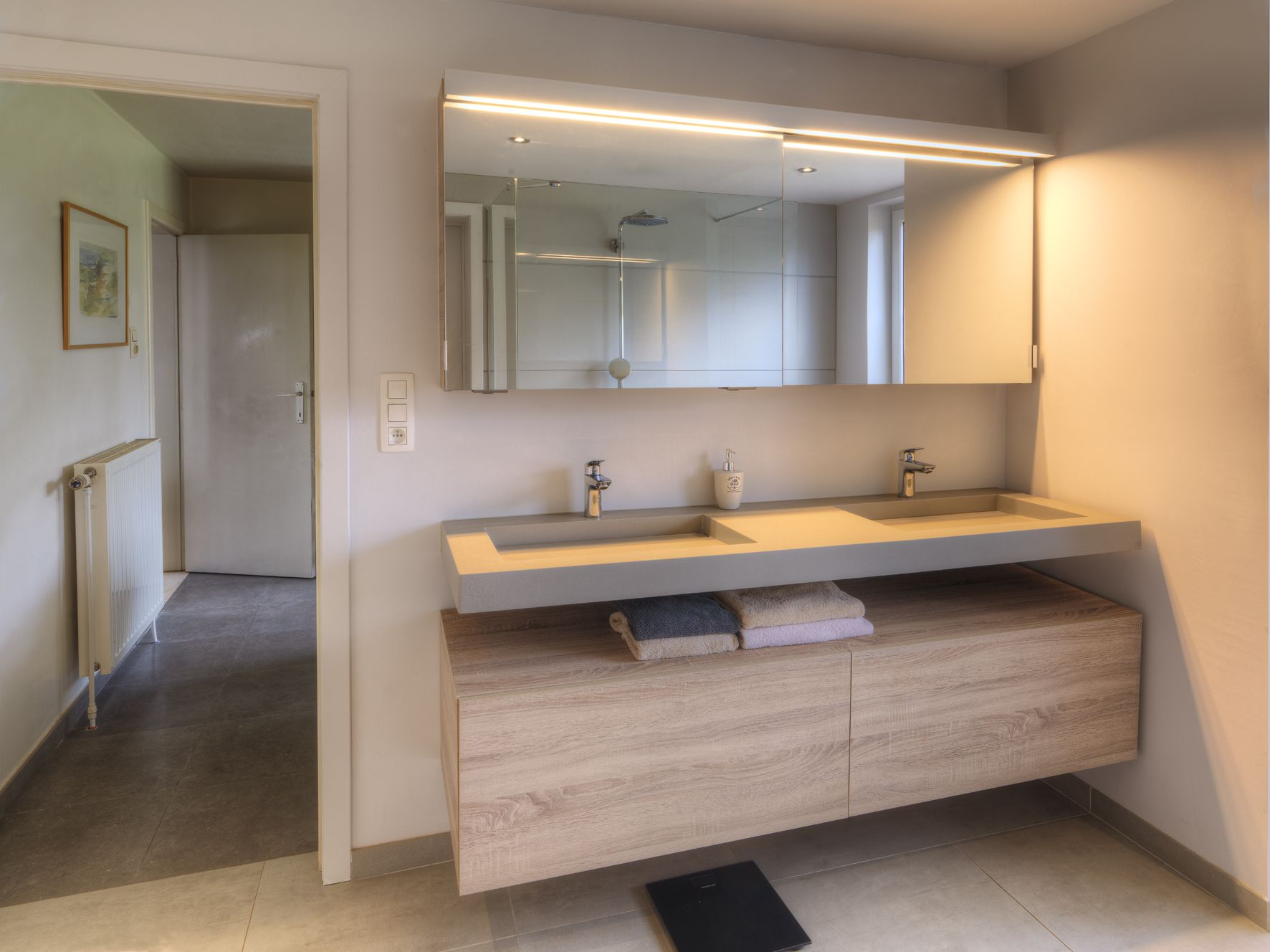 Total Bathroom Renovation By Dzignstone With Bathroom Furniture By - Total bathroom renovations