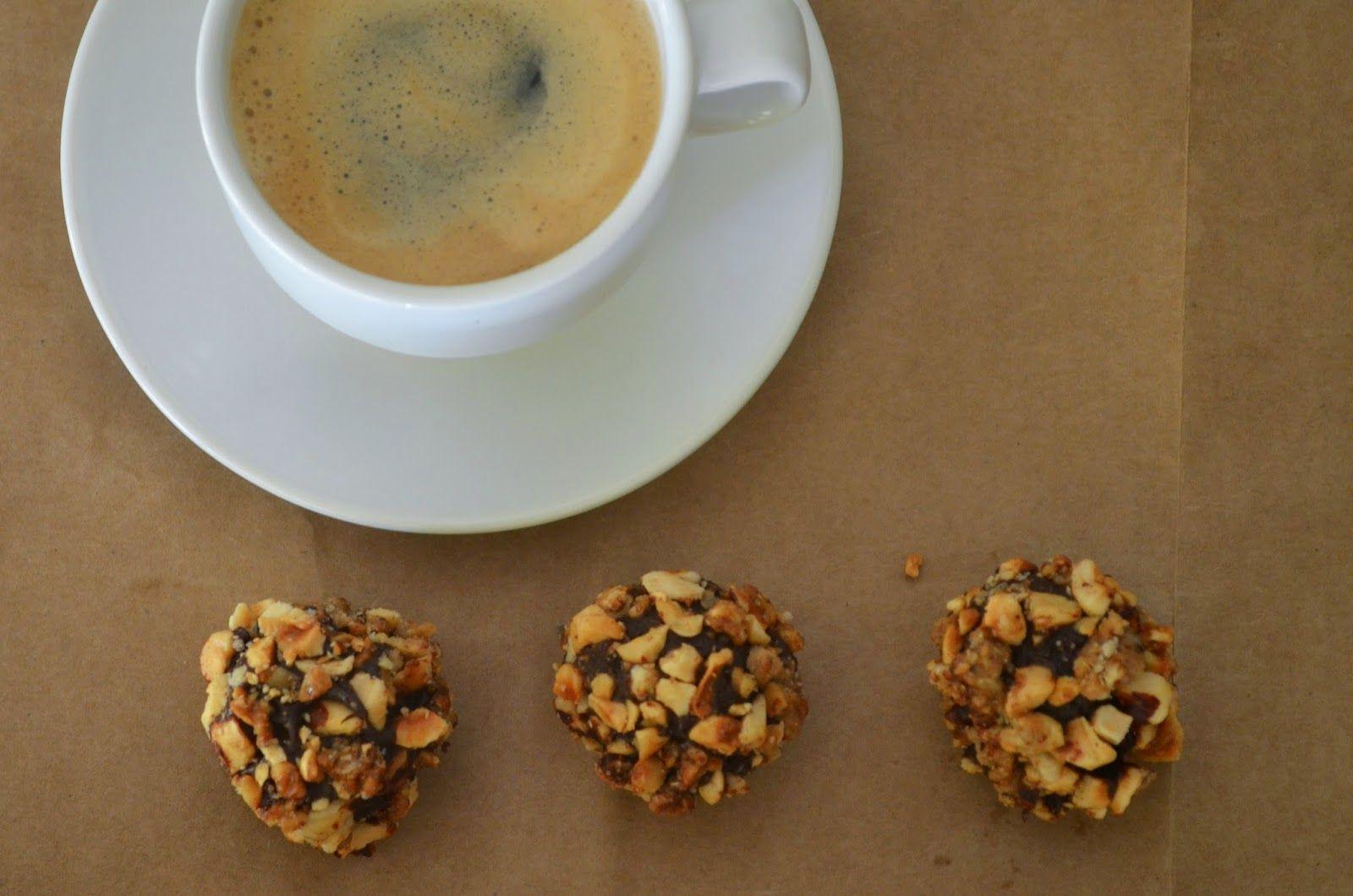 Chocolate Hazelnut Truffles | A Taste of Yum