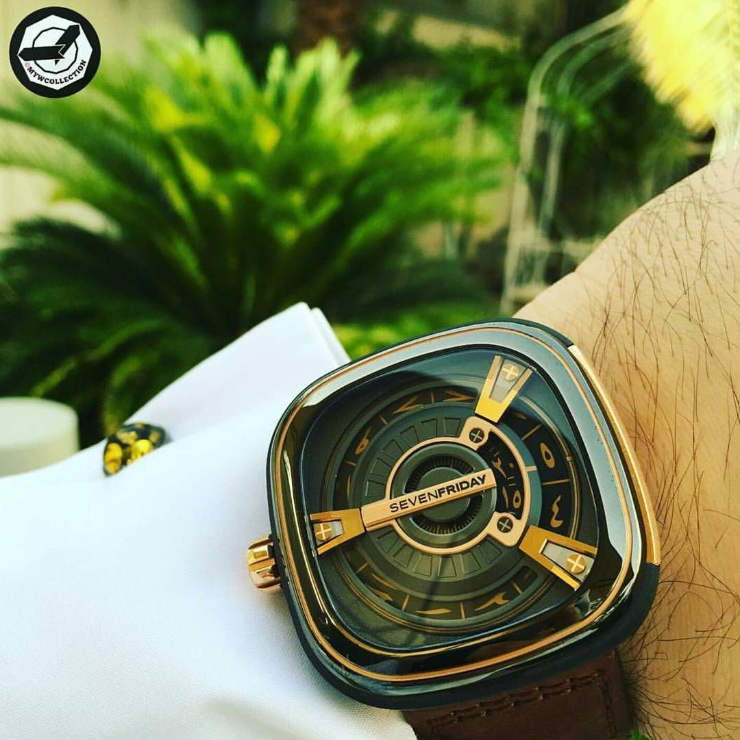 ee80b327621d8 For sale  SevenFriday Al-Boom edition (limited to 100 pieces) Like ...