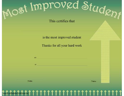 most improved student award speech sample youtube