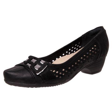 Quimper Ladies Super stylish court shoe with a pretty