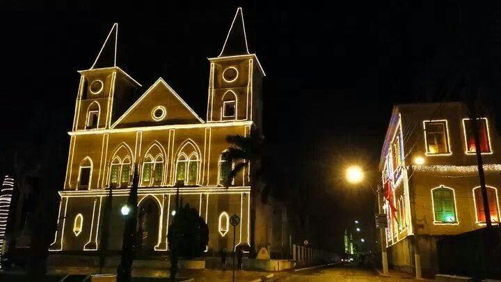 Catedral Campanha MG