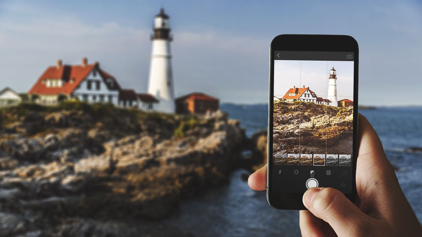 How to use camera effects in Lightroom CC for mobile