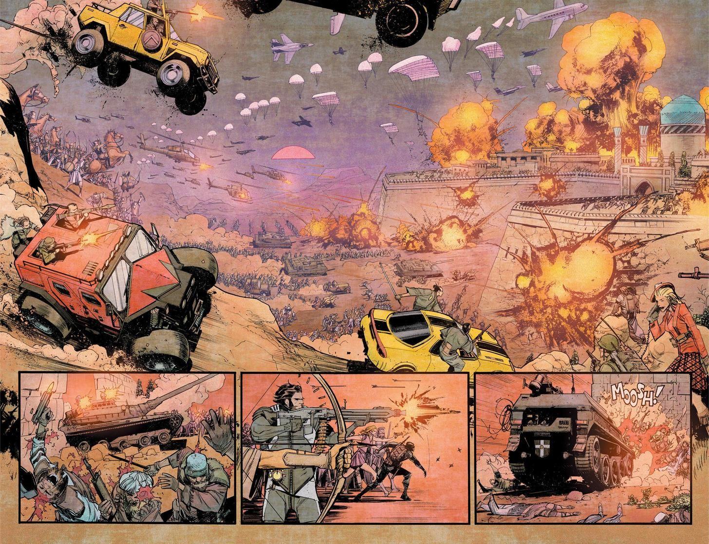 Resultado de imagem para crononautas comics