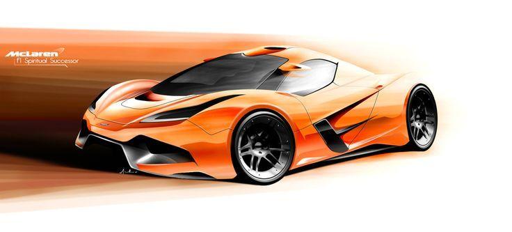 Mclaren F1 Concept - Buscar Con Google | CONCEPT CARS | Pinterest | Mclaren F1