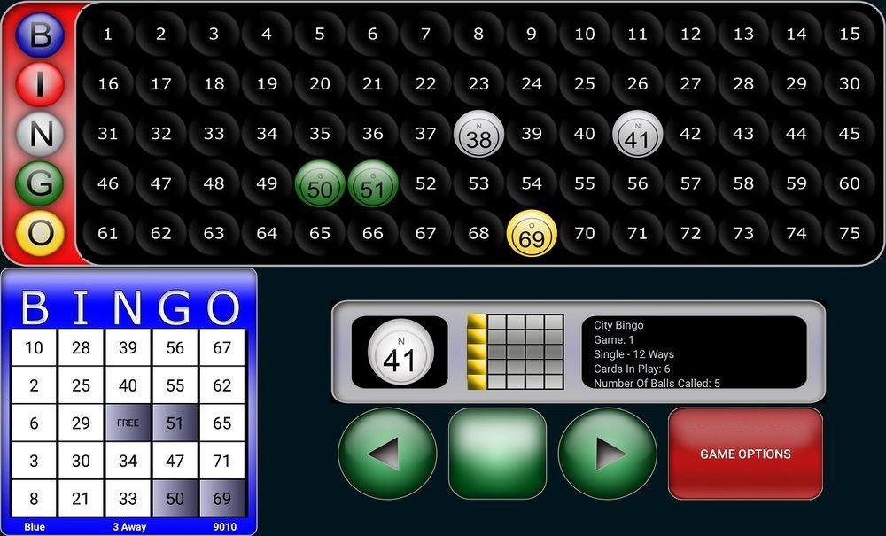 Bingo Machine Online