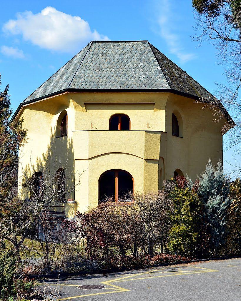Rudolf Steiner Architektur dorneckstrasse haus rust erbaut 1933 architektur erwin