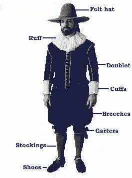 d0c454943e1 This is an average outfit for a man in the Puritan lifestyle ...