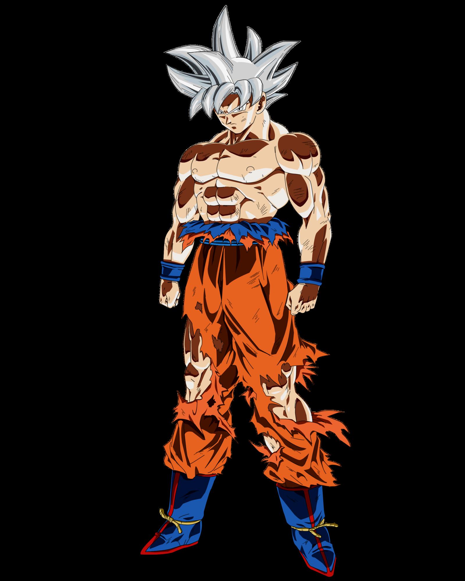 Mastered Ultra Instinct Goku By Ruga Rell Dragon Ball Super Manga Dragon Ball Super Goku Dragon Ball