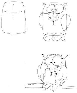 Comictiere Zeichnen Lernen Schritt Fur Schritt Anleitungen Comic