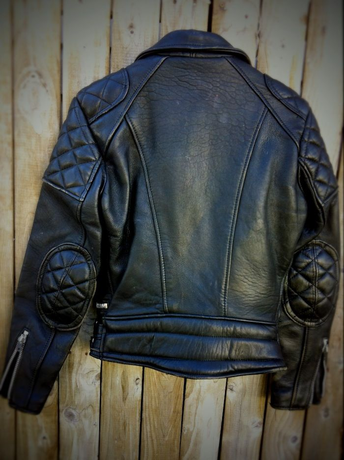 Leather jacket obsession