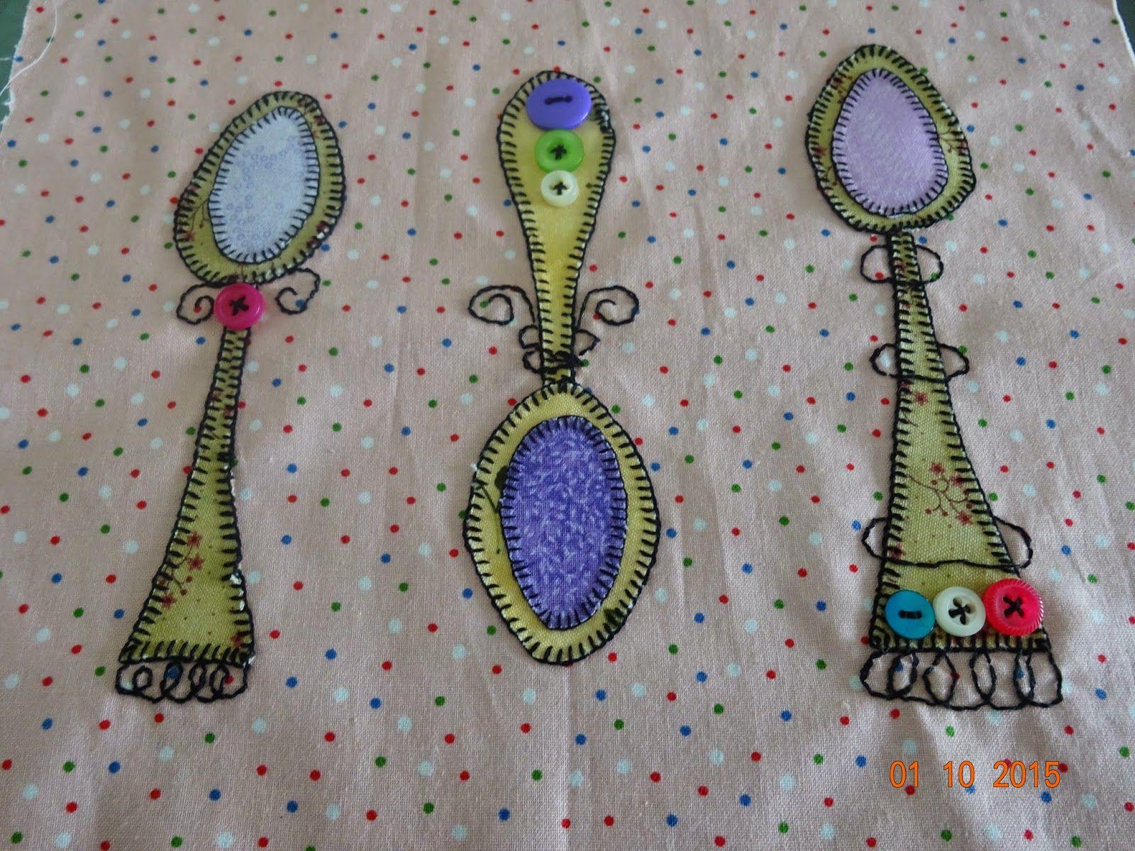 LABORES DE LILIANA: Sweet Mystery Quilt -Bloque 4 Diseño de Twinkle Pa...