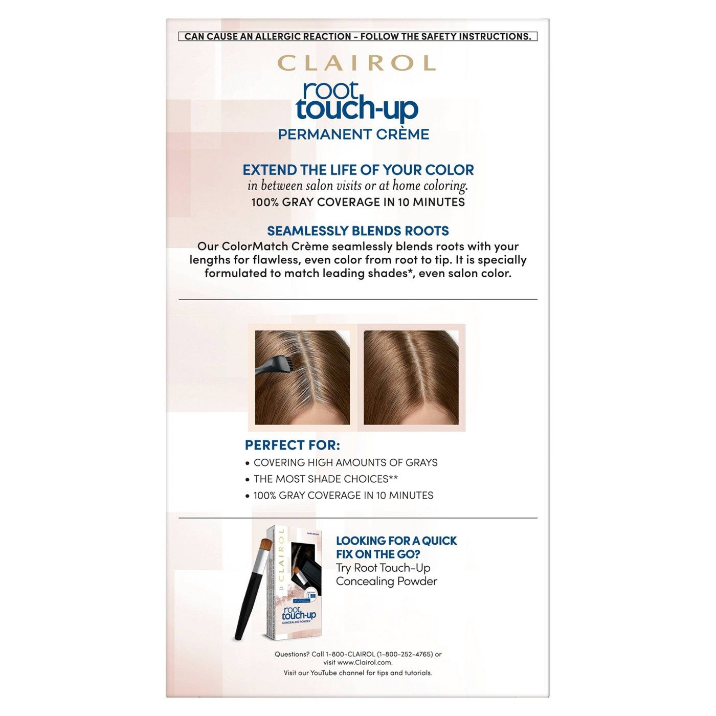 Clairol Root Touch Up Permanent Hair Color Kit Affiliate Touch Affiliate Root Clairol In 2020 Clairol Root Touch Up Permanent Hair Color Root Touch Up
