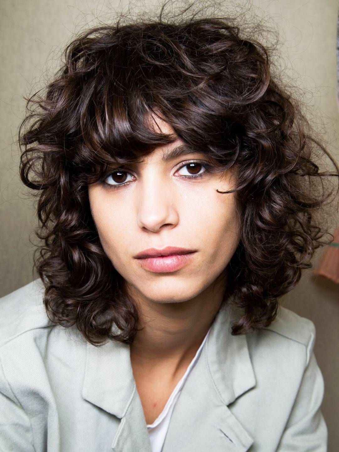 The Most Flattering Short Haircuts for Thick Hair (With images) | Thick hair styles, Short ...
