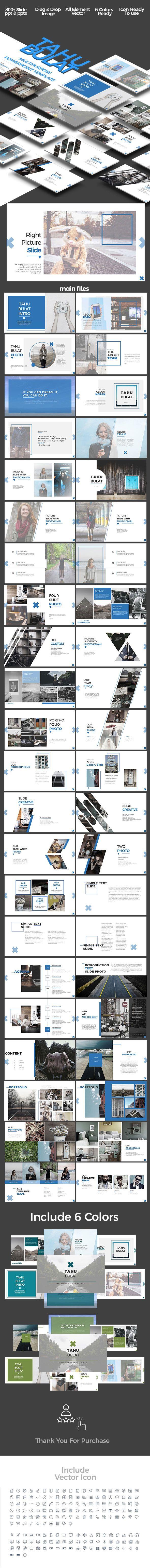 TAHU BULAT - Powerpoint Template | Business powerpoint templates ...