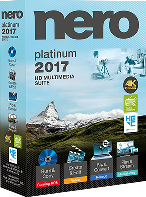 which Nero 2017 version to buy?