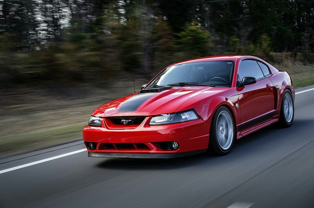 Red Rollin' 1 Mach Mustang 1 Edge New