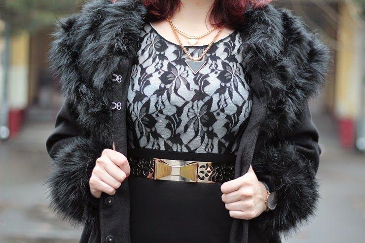 Venoma Fashion Freak: Put Your Fur On